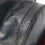 Walkybag Materialbild wasserabweisend - Gassitasche für Hundehalter - Kotbeutel entsorgen
