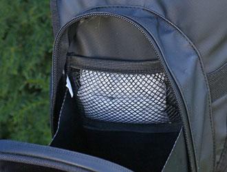 Walkybag Doppelpad - Gassitasche für Hundehalter - Kotbeutel entsorgen
