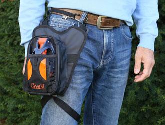 Walkybag Trainingstasche - Gassitasche für Hundehalter - Kotbeutel entsorgen