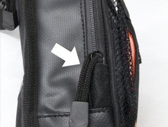 O'SHiT! Walkybag - Reißverschluss mit Lasche - Die innovative Gassitasche für Hundehalter - gefüllte Kotbeutel sauber, hygienisch und geruchlos transportieren.