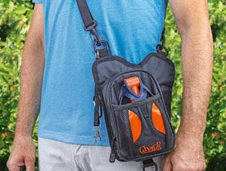 Pocket-Scoopy - leicht mitzunehmen in der Walkybag - innovative, handliche und praktische Schaufel - Hundekot entsorgen leicht gemacht